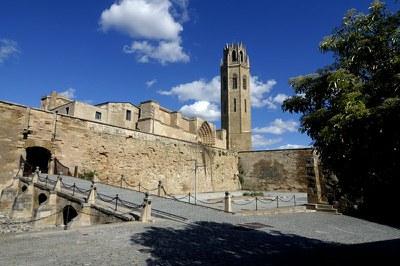 Arribada de la 61a Volta Ciclista a la província de Lleida