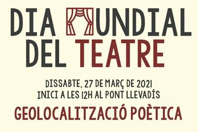 Imatge del event Dia Mundial del Teatre