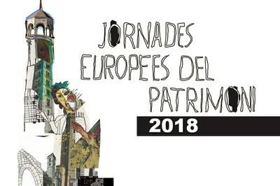 Imatge del event Jornades Europees del Patrimoni_2018