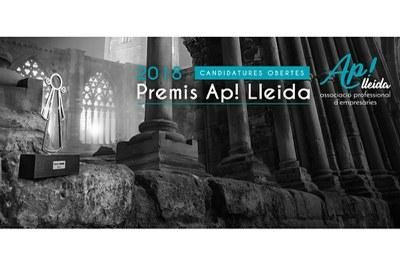 Lliurament dels Premis Ap! Lleida