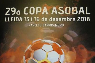 Imatge del event Sorteig de la Final4 de la Copa ASOBAL 2018