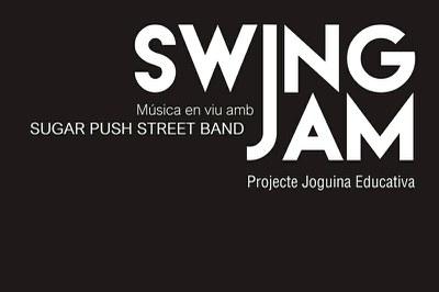 Imatge del event SwingJam