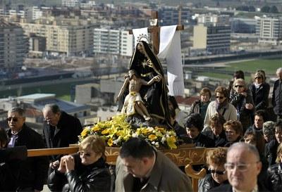 Via crucis interparroquial