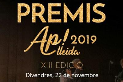 Imatge del event XIII EDICIÓ PREMIS AP! LLEIDA 2019