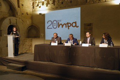 Jornada commemorativa 20 anys de mesures penals alternatives a Lleida