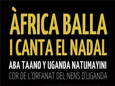 Imatge de la notícia ÀFRICA BALLA I CANTA EL NADAL