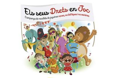 Imatge de la notícia Campanya de recollida de joguines de Creu Roja