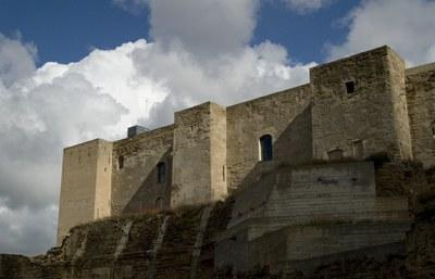 CASTELL DEL REI / LA SUDA: canvis en els horaris de visita (març) mentre durin les obres de millora del monument