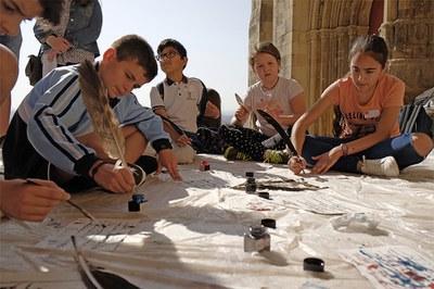 Dia Internacional dels Monuments i Llocs Històrics_escoles UNESCO