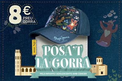 """FESTA """"POSA'T LA GORRA"""" 2020"""