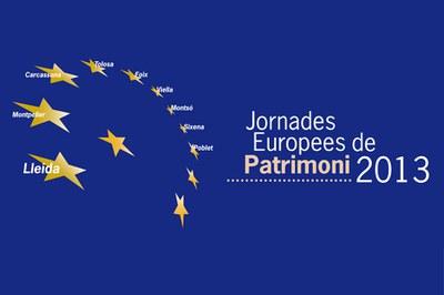 Jornades Europees del Patrimoni a Catalunya 2013