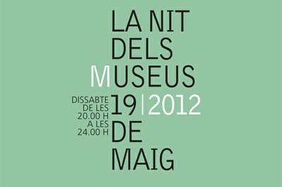 Imatge de la notícia LA NIT DELS MUSEUS 2012