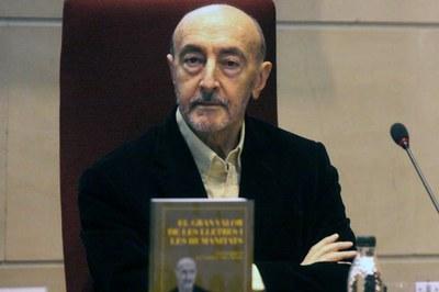 Mor Fredèric Vilà, exvicepresident del Comitè Científic del Consorci del Turó de la Seu Vella.