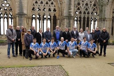 Presentació nou patrocini Club Esportiu Lleida Llista Blava