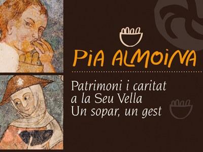Sopar solidari a la Pia Almoina de Lleida