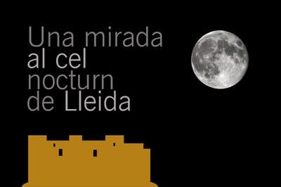 UNA MIRADA AL CEL NOCTURN DE LLEIDA