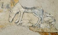 Pintura mural de la Capella dels Montcada (església)
