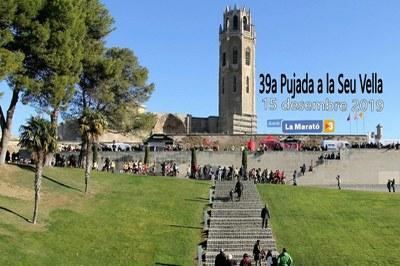 """39ª """"Pujada a la Seu Vella"""" y 4ª caminata popular"""