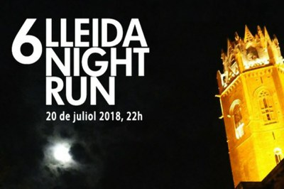 6ª Lleida Night Run