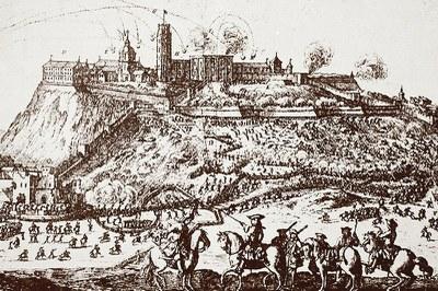 Acto conmemorativo de la capitulación de Lleida, 11 de noviembre de 1707