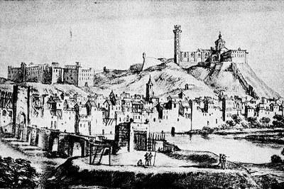 Acto conmemorativo de la caída de Lleida, el 11 de noviembre de 1707
