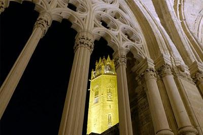 Actos de Fiesta Mayor de Lleida al Turó de la Seu Vella