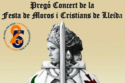 "Celebración pregón de la ""Festa de Moros i Cristians de Lleida"""