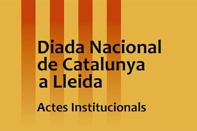 DIADA NACIONAL DE CATALUÑA EN LLEIDA 2018