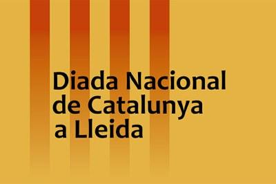 DIADA NACIONAL DE CATALUÑA EN LLEIDA 2019