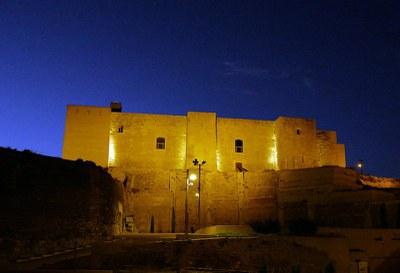 Espectáculo de luz y sonido desde el Castillo del Rey