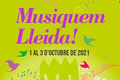 Musiquem Lleida! 2021