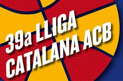 Presentación de la Liga Catalana ACB 2018
