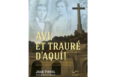 """Imatge del event Presentación del libro """"Avi, et trauré d'aquí !"""""""