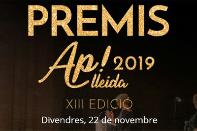 XIII EDICIÓN PREMIOS AP! LLEIDA