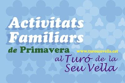 ACTIVIDADES FAMILIARES DE PRIMAVERA_2017