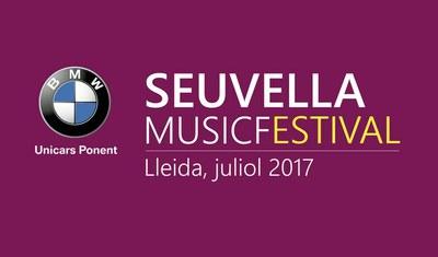 BMW Unicars-SEU VELLA Music Festival