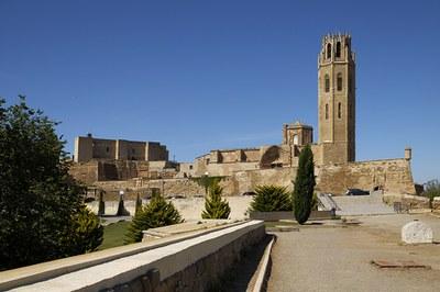 Conmemoración de la caída de Lleida, el 11 de noviembre de 1707