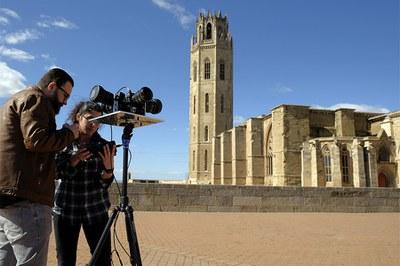 Filmaciones en el Turó