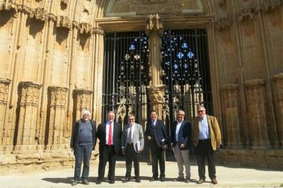 Reunión del Consejo General y Comisión Ejecutiva del Consorcio del Turó