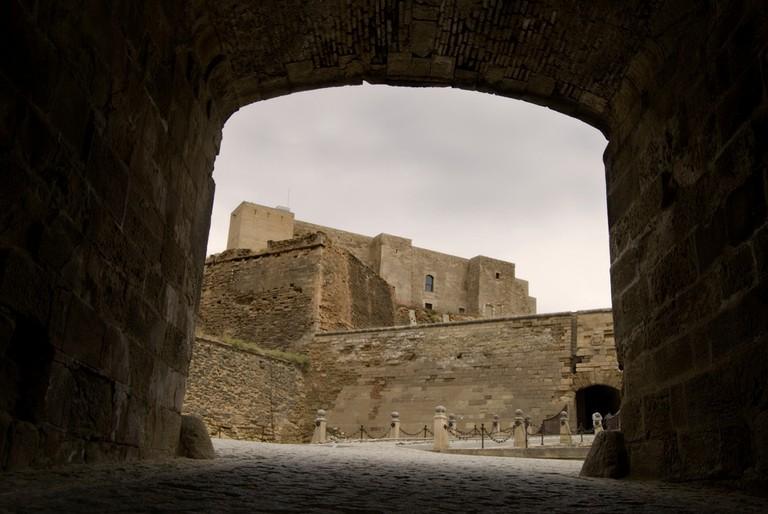Castillo del Rey / La Suda